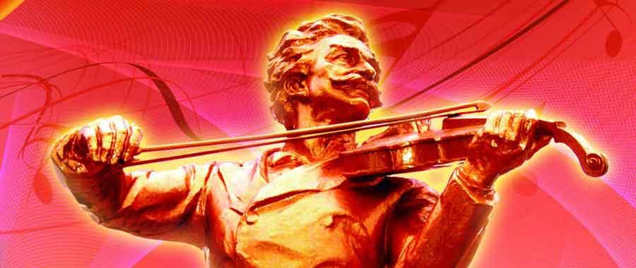 《拉德斯基进行曲》萨克斯四重奏