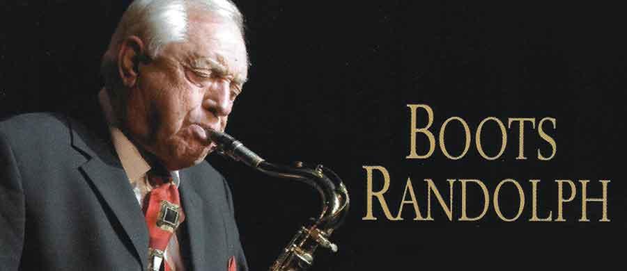 布兹·伦道夫(Boots Randolph) 美国次中音萨克斯演奏家